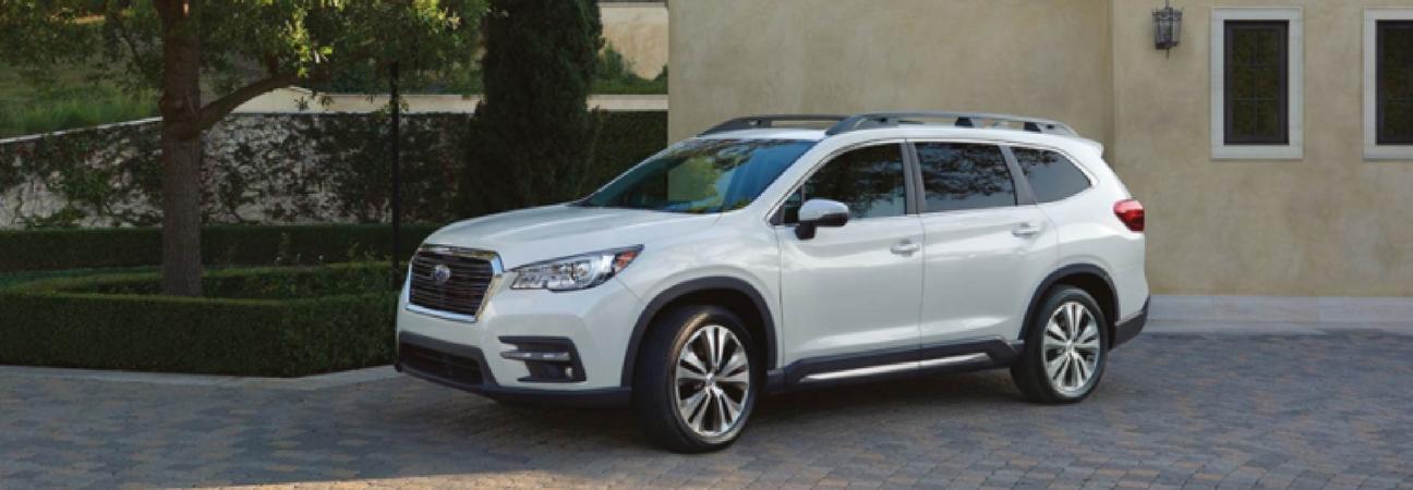 The 2019 Subaru Ascent SUV