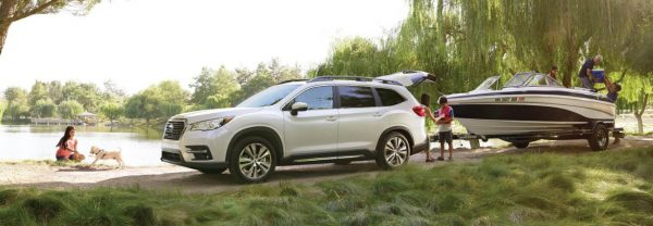 2019 subaru ascent west palm beach fl