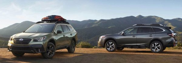 2021 Subaru Outback Overview in West Palm Beach, FL
